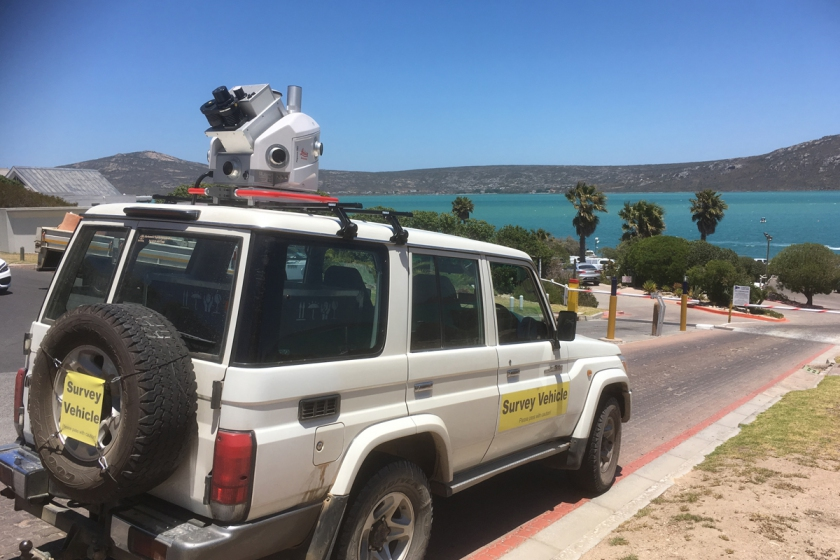 Promap brings the latest in mobile mapping technology to